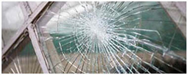 Market Harborough Smashed Glass